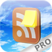 Ad RSS Pro Reader (Ad supported)